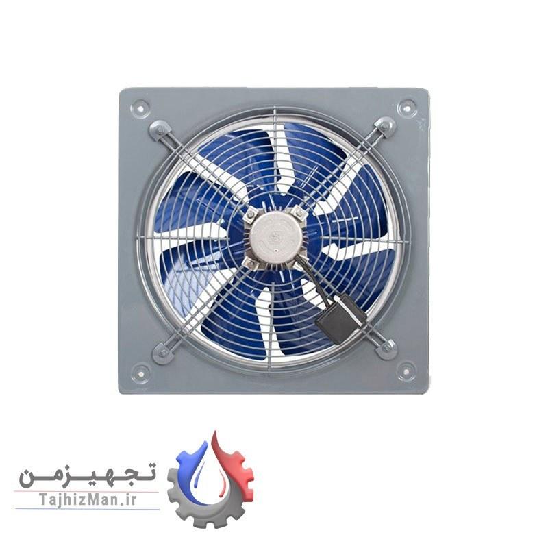 تصویر هواکش صنعتی فلزی با پروانه فلزی دمنده VIA-30C2S