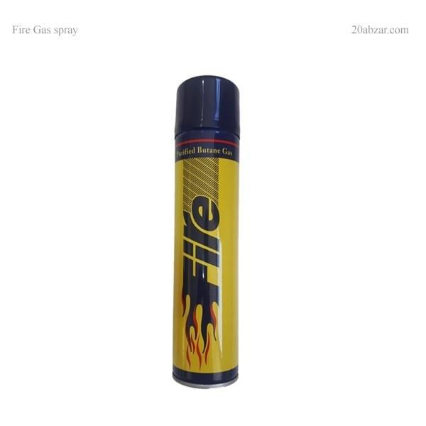 کپسول گاز فندک فایر کد f25