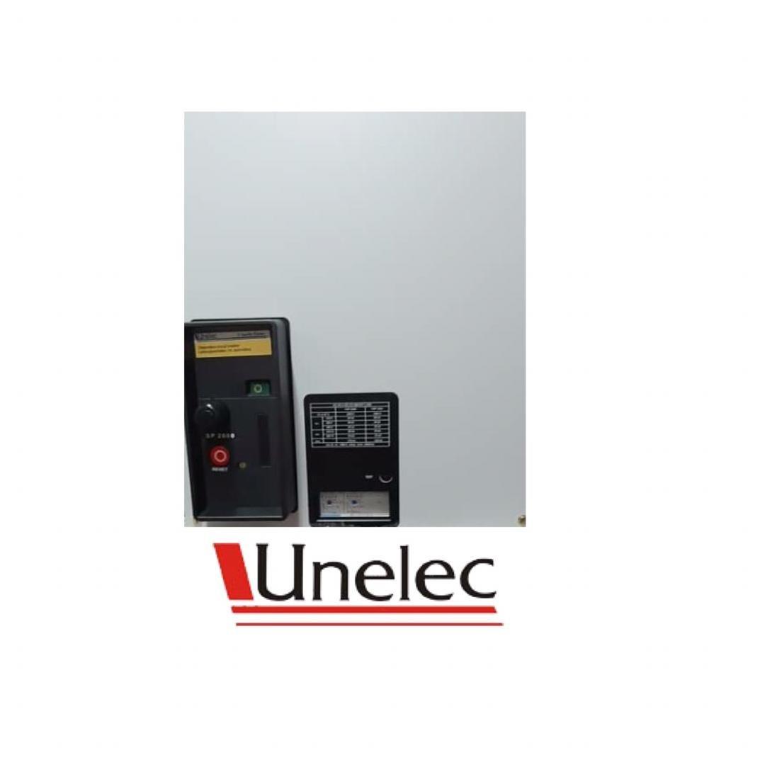 تصویر کلید هوایی1250 آمپر Unelec ،  سری sp حرارتی