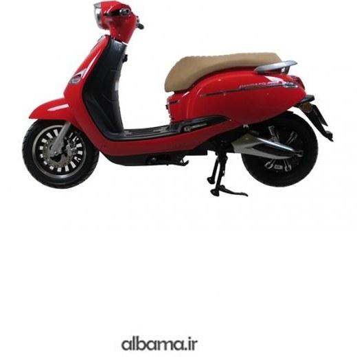تصویر موتورسیکلت برقی Ec 3000 دایچی