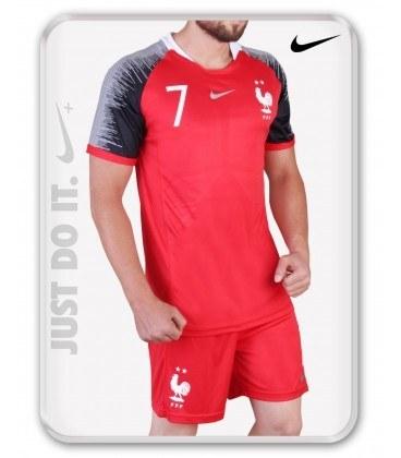 تیشرت و شورت فرانسه نایک Volleyball Nike