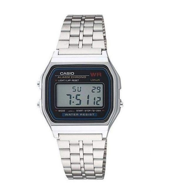 ساعت مچی دیجیتال مردانه کاسیو مدل 159WA