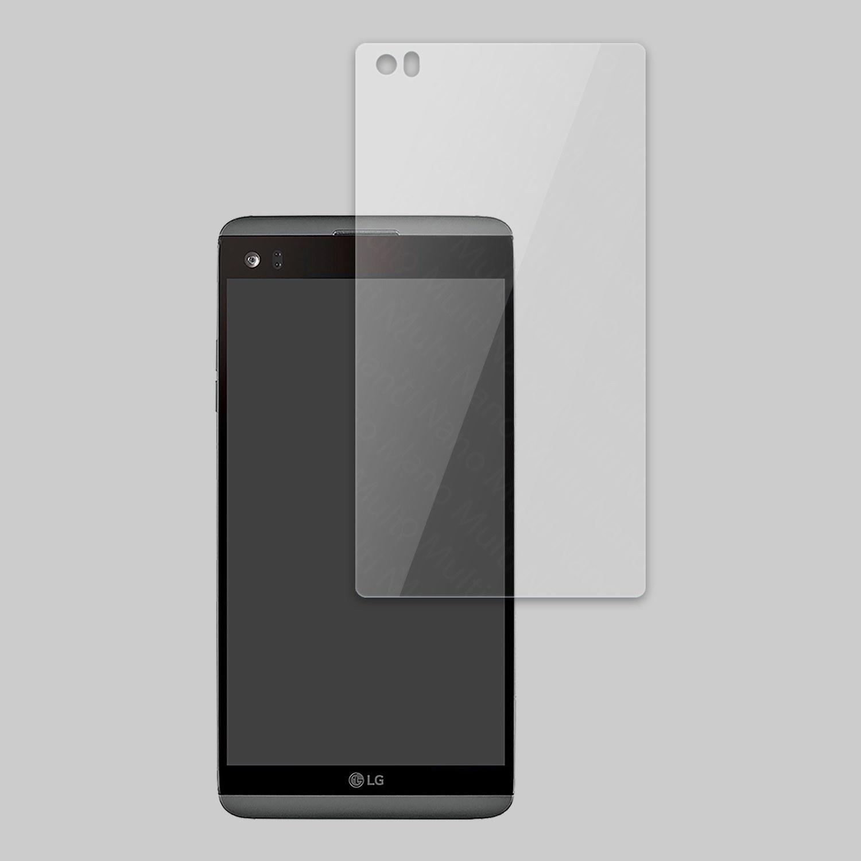 تصویر محافظ صفحه نمایش Multi Nano مدل TPU مناسب برای موبایل ال جی V20