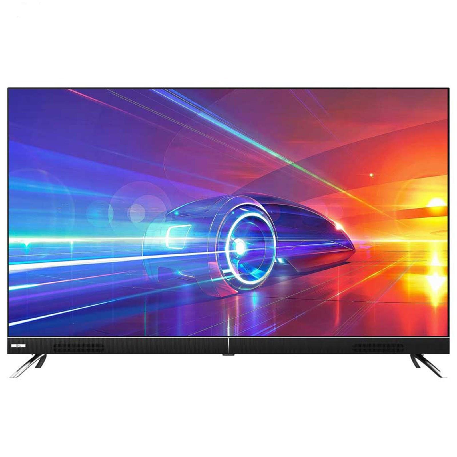 تصویر تلویزیون جی پلاس مدل GTV-50KU722S GTV-50KU722S UltraHD - 4k
