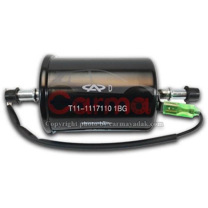 تصویر فیلتر (صافی) بنزین ام وی ام 530 شرکتی