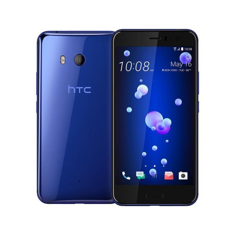 HTC U11 | 128GB | گوشی اچ تی سی U11 | ظرفیت ۱۲۸ گیگابایت
