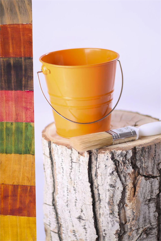 تصویر رنگ های گیاهی مخصوص چوب