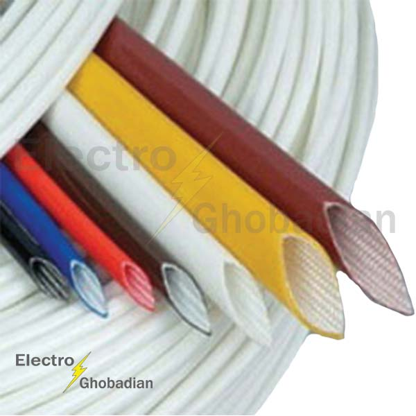 تصویر وارنیش نسوز معمولی سایز 6 Wire and cable accessories
