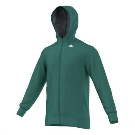 هودی مردانه آدیداس فول زیپ نیت Adidas Full-Zip Hoodie Knit M31173