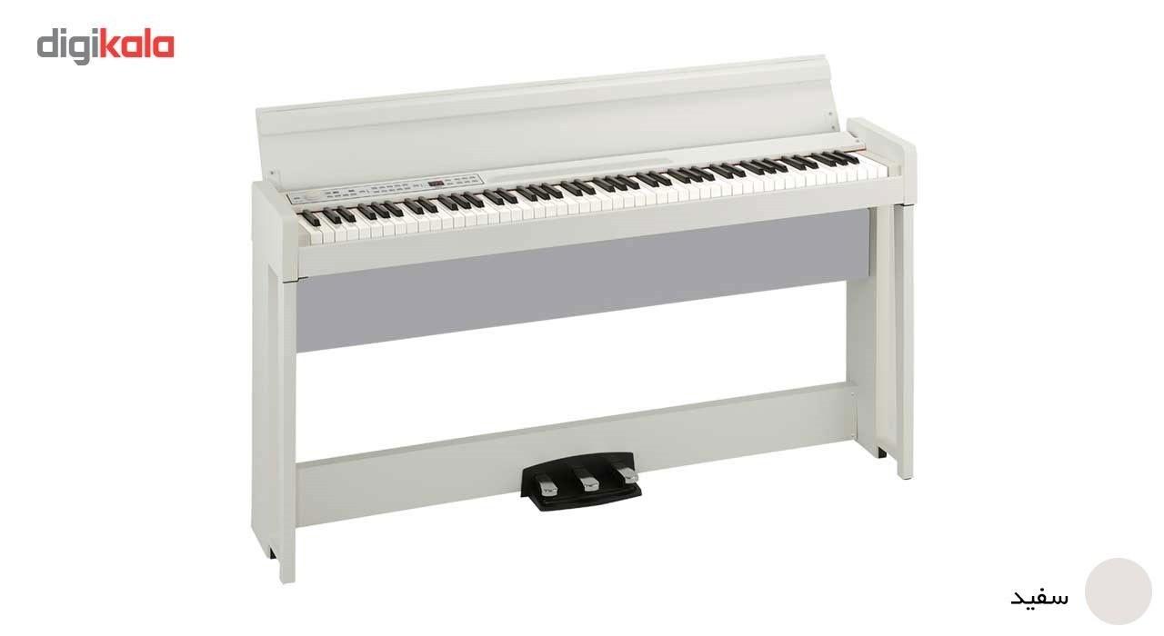 img پیانو دیجیتال کرگ مدل C1 Air Korg C1 Air Digital Piano