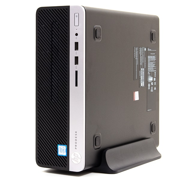 تصویر مینی کیس اچ پی HP EliteDesk 800 G4 SFF  اکبند