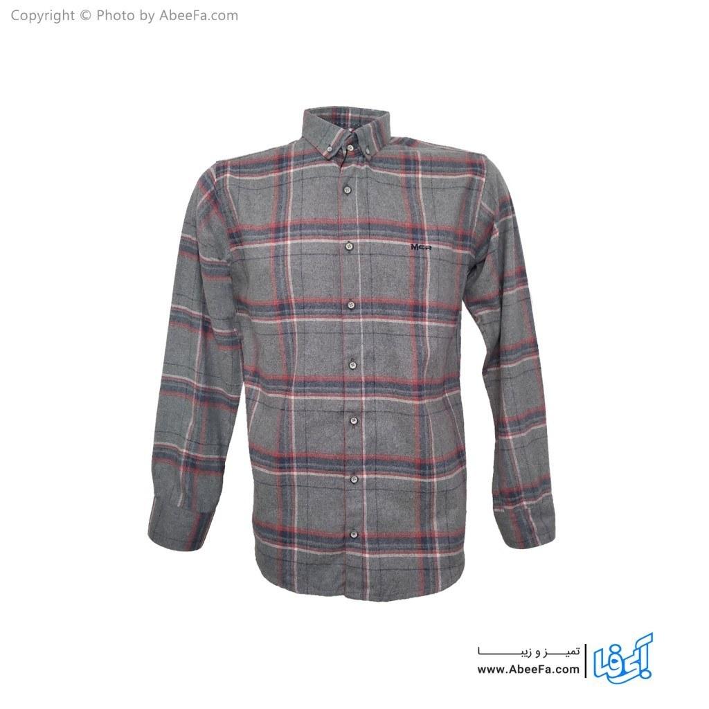 تصویر پیراهن پشمی مردانه مدل MCR-B