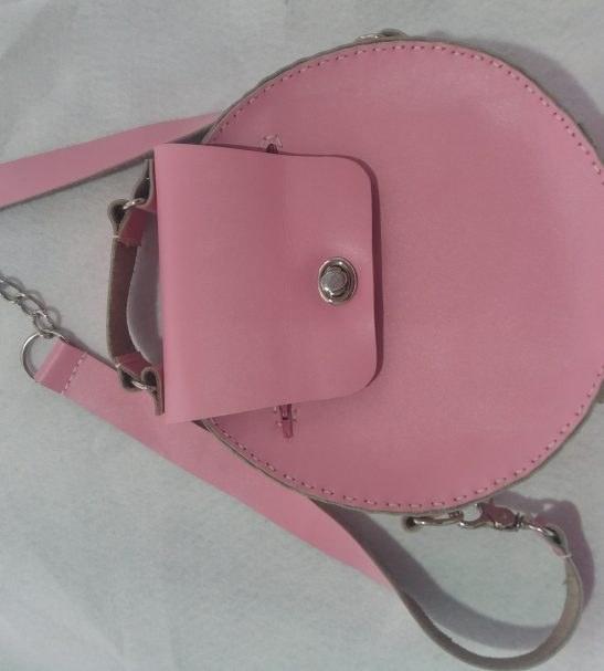 کیف زنانه چرم طبیعی دست دوز