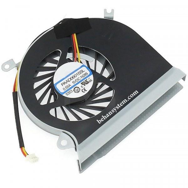 تصویر فن پردازنده و گرافیک لپ تاپ MSI مدل GE70 سه سیم / DC5V