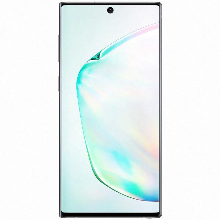 گوشی موبایل سامسونگ Galaxy Note 10 Plus SM-N975F/DS دو سیم‌کارت 256 گیگابایت(فول پک) | Samsung Galaxy Note 10 Plus SM-N975F/DS 256GB Mobile Phone