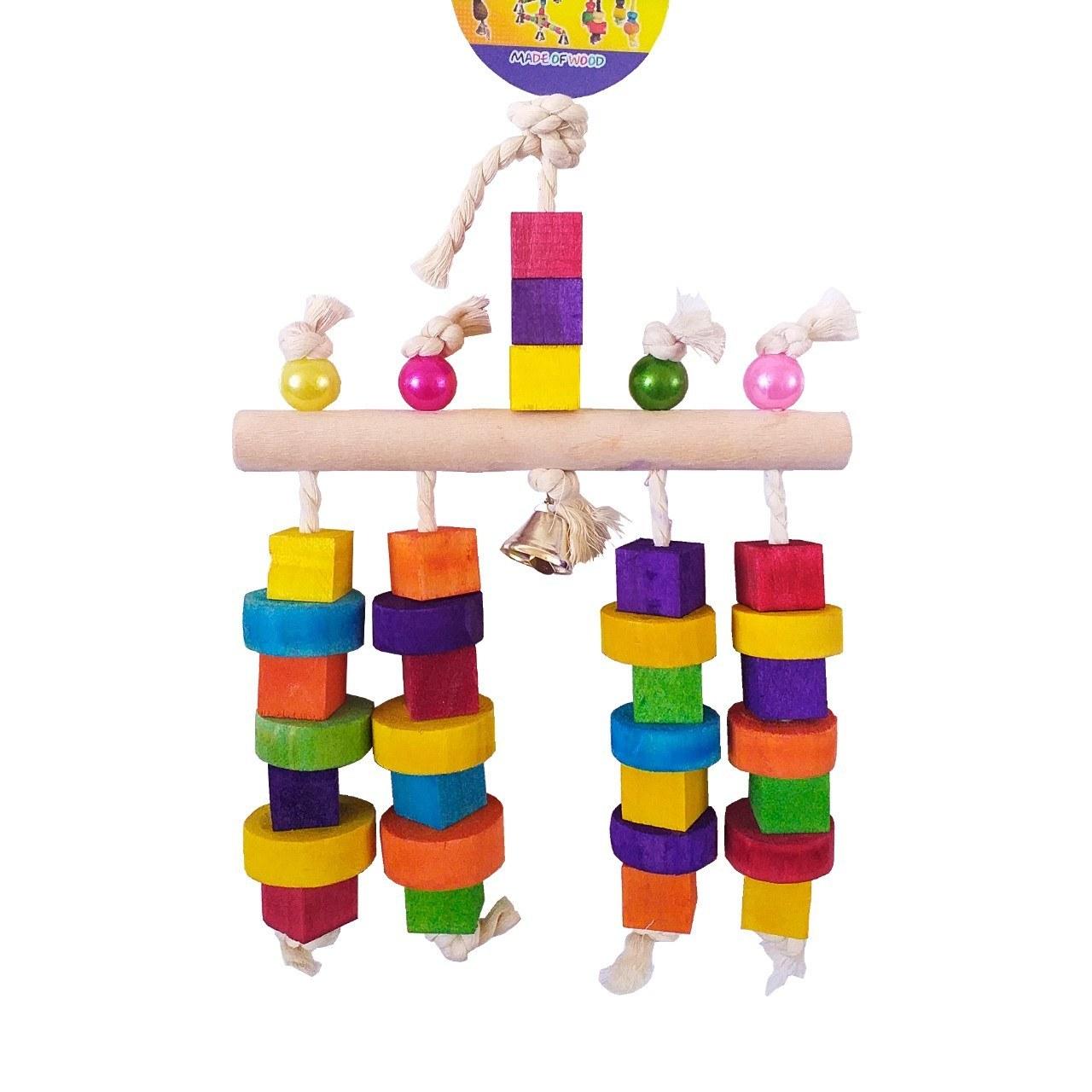 تصویر اسباب بازی طوطی کاکاتیل ، ملنگو ، سان کانور کد 2056