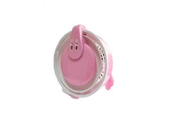 پنکه دستی رومیزی آینه دار-USB Fan Mirror