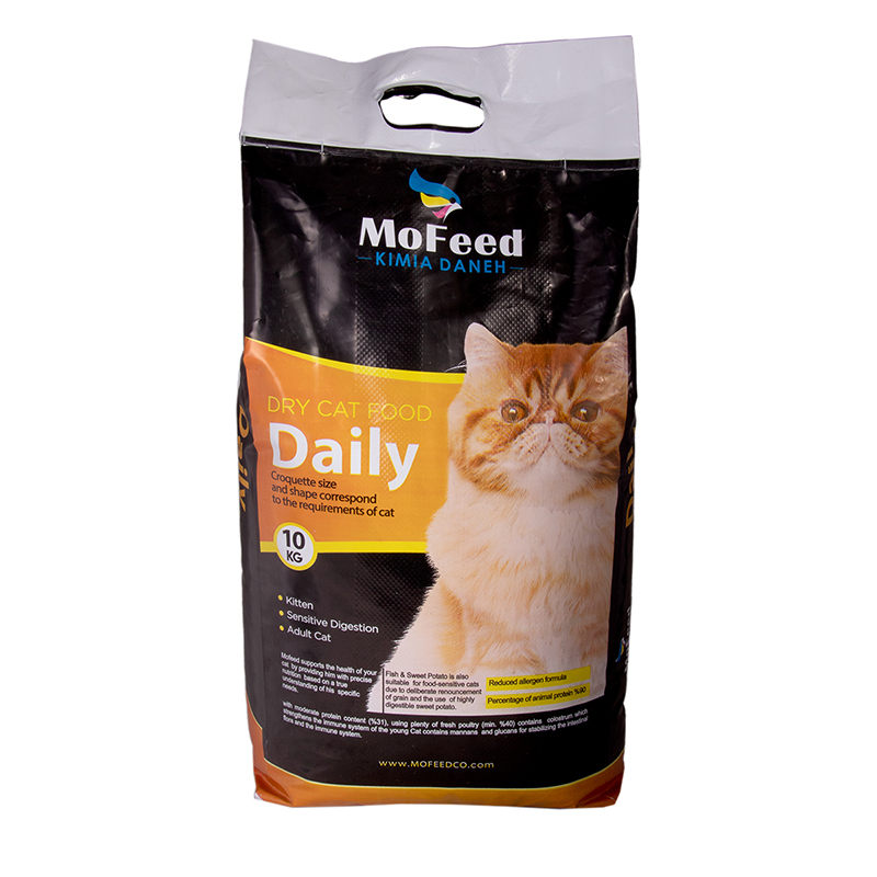 تصویر غذای گربه بالغ مفید (۱۰ کیلوگرم) MoFeed Adult Cat food 10kg