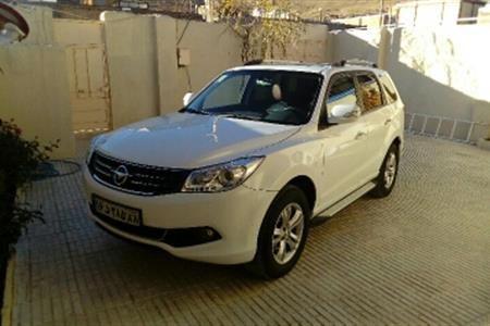 ایران خودرو، هایما s7، 1394