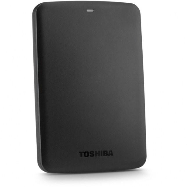 تصویر خرید هارد اکسترنال Toshiba Advance Basics | ظرفیت 1 ترابایت