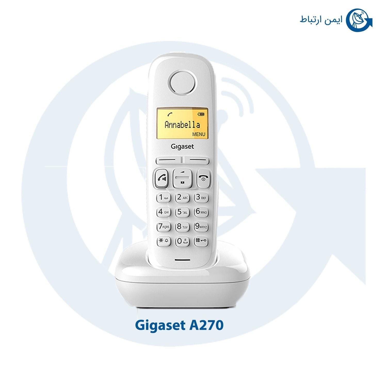 تصویر تلفن بیسیم گیگاست مدل A270