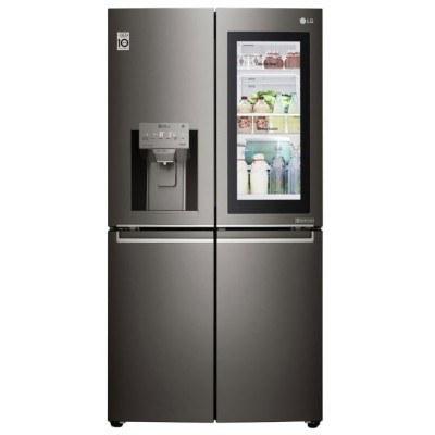 تصویر یخچال فریزر ساید بای ساید ال جی مدل X334  ا LG SIDE BY SIDE Refrigerators X334  LG SIDE BY SIDE Refrigerators X334