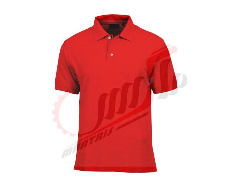 تصویر لباس کار تیشرت جودون قرمز