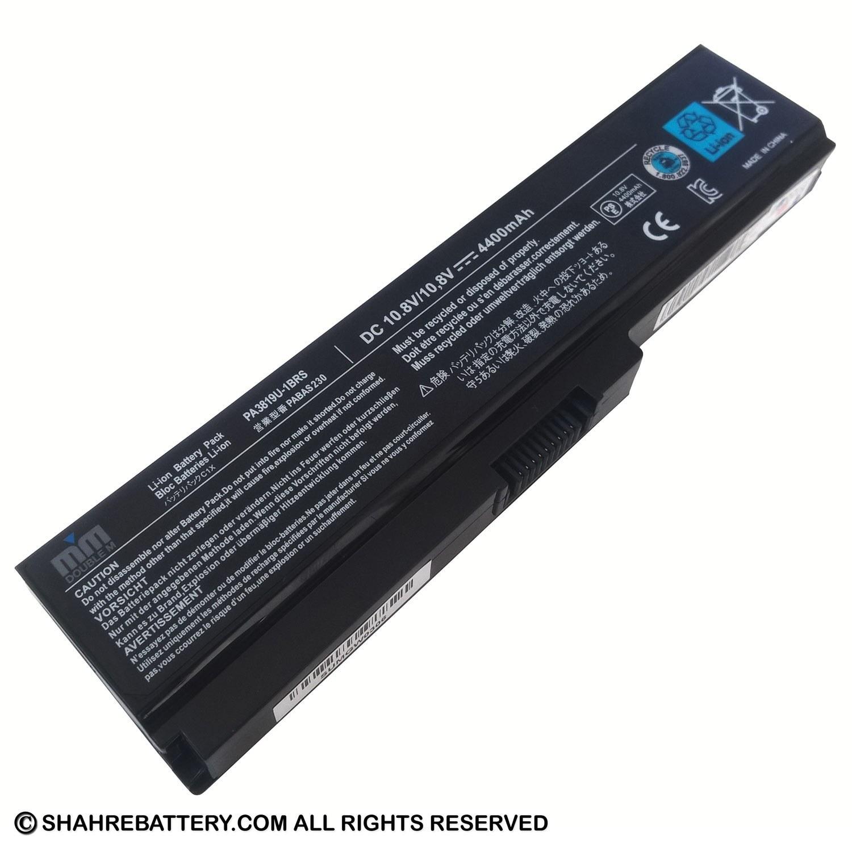 تصویر باتری لپ تاپ توشیبا Toshiba Satellite A660 PA3819U-1BAS