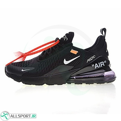 کتانی رانینگ نایک ایر مکس Nike Air Max 270 x OFF WHITE
