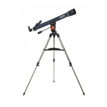 تصویر تلسکوپ شکستی Astro Master 70 AZ