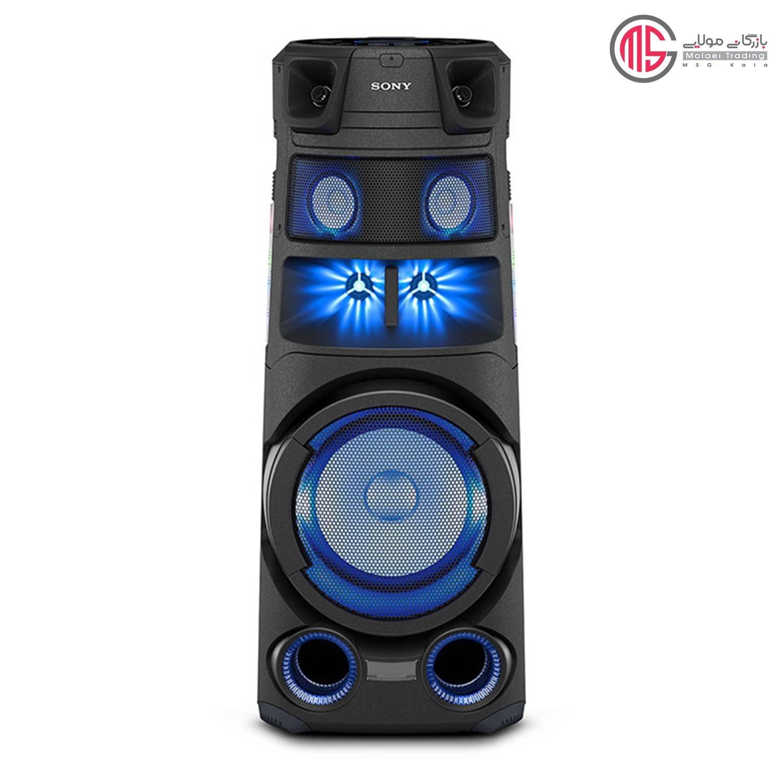 تصویر سیستم صوتی حرفه ای  سونی MHC-V83D