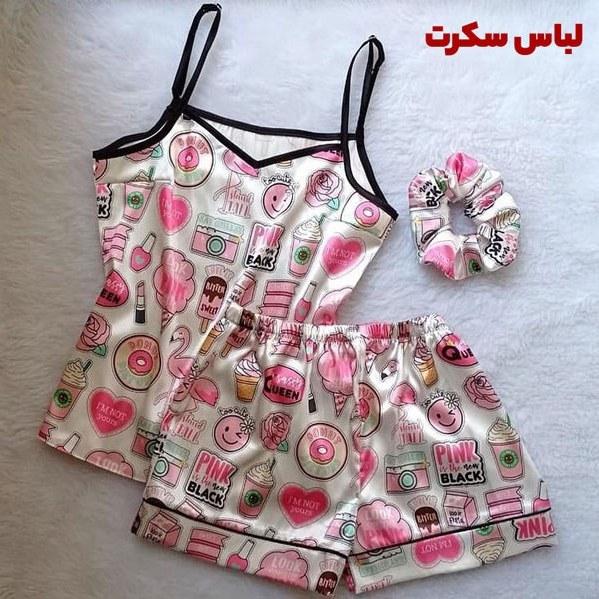 تصویر لباس خواب دخترانه فانتزی217