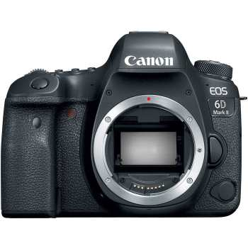 دوربین دیجیتال کانن مدل EOS 6D Mark II  بدون لنز | Canon EOS 6D Mark II Digital Camera Body Only