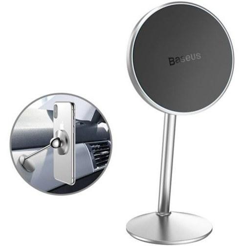 پایه نگهدارنده موبایل باسئوس Sun Magnetic SUTY | اتصال آهن ربایی Baseus Car Holder