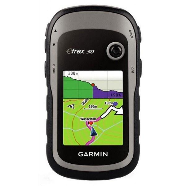 مکان یاب دستی گارمین Garmin Handheld GPS Etrex 30