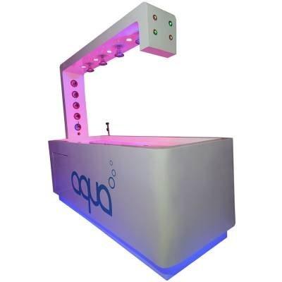 تصویر تخت ماساژ اسپا شاپ مدل Spa Shop aqua