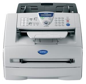 تصویر فکس لیزری brother مدل Brother Laser Fax Machine FAX-2820