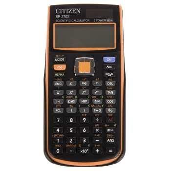 تصویر ماشین حساب سیتیزن مدل SR-270XOR Citizen SR-270XOR Calculator