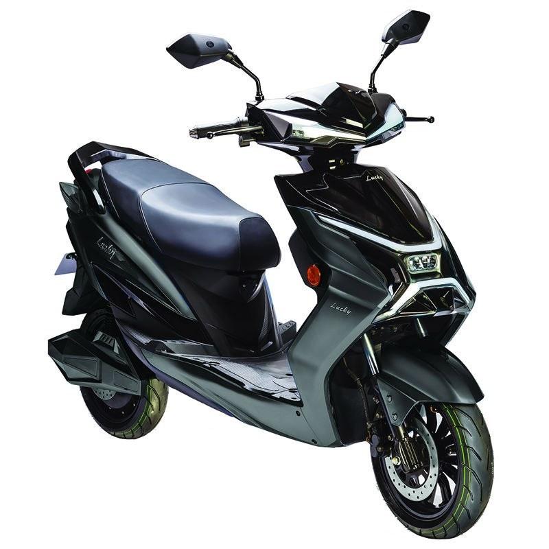 تصویر موتور سیکلت لاکی sx 2000w