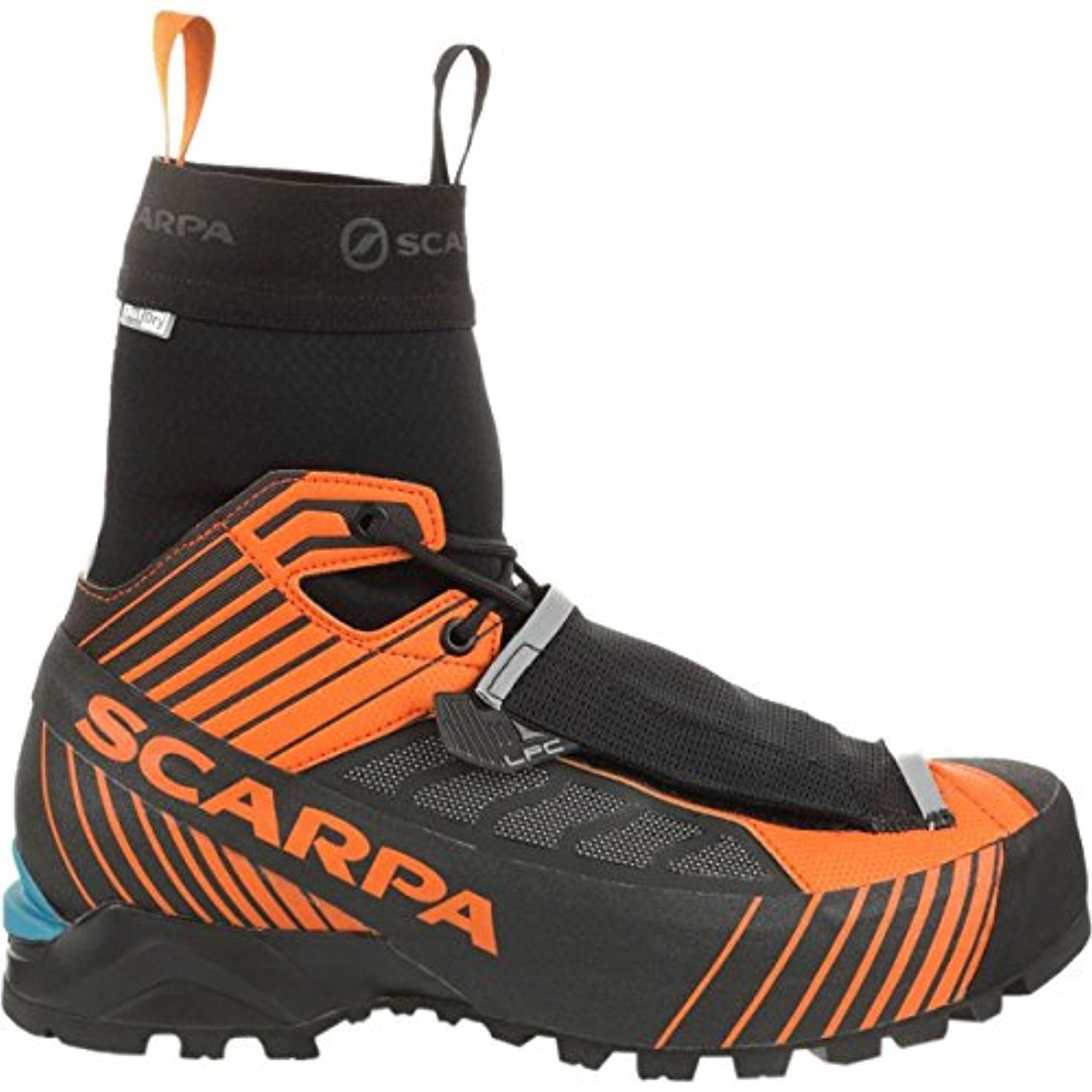 Scarpa Ribelle Tech OD Mountaineering Boots & E-Tip Glove Bundle