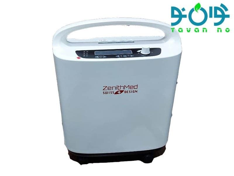 تصویر دستگاه اکسیژن ساز 5.5 لیتری زنیت مد مدل OC-700