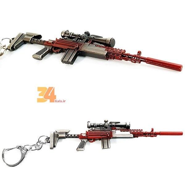 جاسوئیچی و جاکلیدی اسلحه پابجی (PUBG(MK14  