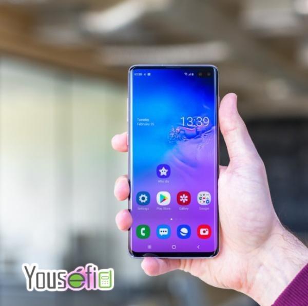تصویر گوشی سامسونگ گلکسی S10 Plus | ظرفیت 128 گیگابایت Samsung Galaxy S10 Plus | 128GB