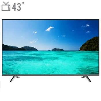 تلویزیون 43 اینچ تی سی ال مدل S6000