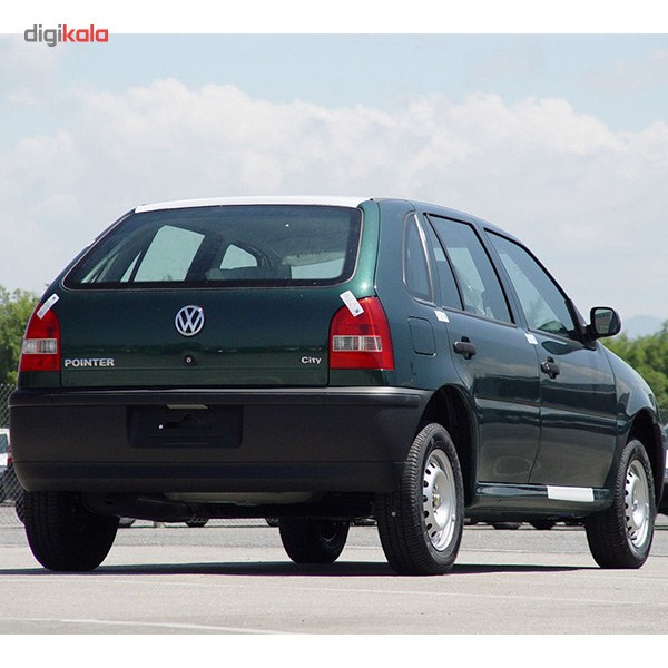 img خودرو فولکس واگن Gol دنده ای سال 2007 volkswagen Gol 2007 MT