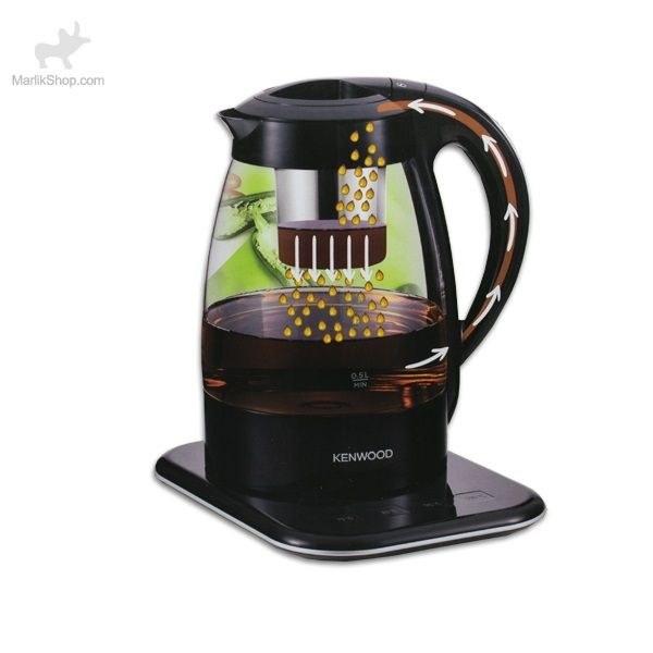 تصویر چایی ساز اتوماتیک کنوود مدل TMG 70 70