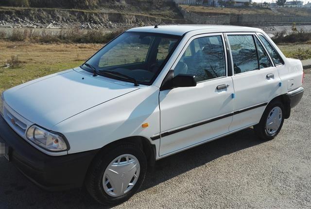 خودرو سایپا، پراید 131، 1393