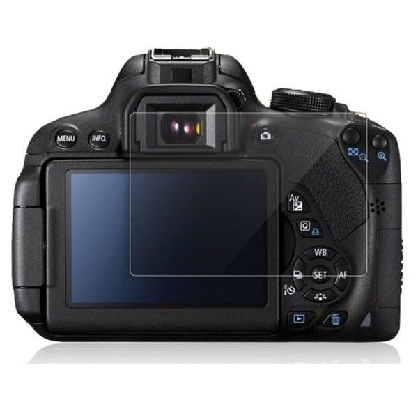 محافظ صفحه LCD Screen Protector for Canon EOS 2000D