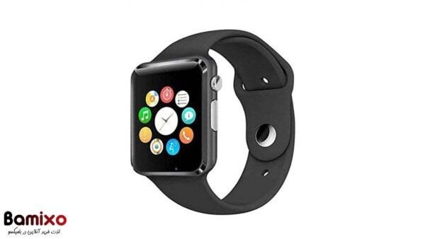 تصویر ساعت هوشمند Modio مدل MW01 رنگ رزگلد ا Modio MW01 Smart Watch Modio MW01 Smart Watch