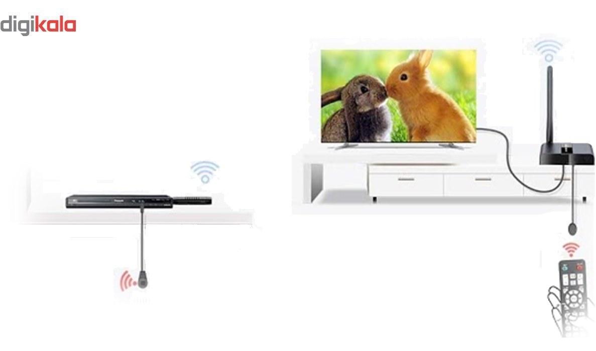 img توسعه دهنده دانگلی  بی سیم HDMI  لنکنگ مدل LKV388Doungle Lenkeng LKV388Dongle Wireless Dongle extender